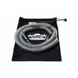 Vox VCC-90SL Vintage Coiled kabel srebrni, 9m