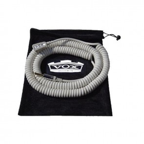 Vox VCC-90WH Vintage Coiled White kabel, 9m
