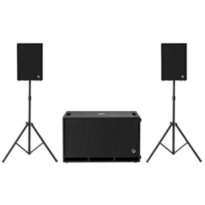 Verse Audio 7K razglasni sistem