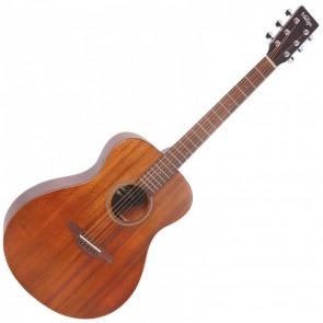 Vintage V300 Akustična Gitara Pack, Mahogany
