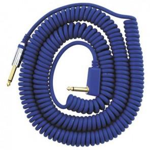 Vox VCC-90BL Vintage Coiled Blue kabel, 9m