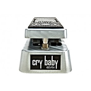 Dunlop ZW45 Zakk Wylde Signature Cry Baby Wah Wah