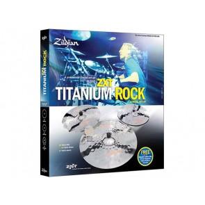 Zildjian ZXT Titanium Rock paket
