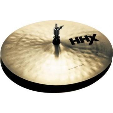 "Sabian 14"" HHX Groove Hats Natural"