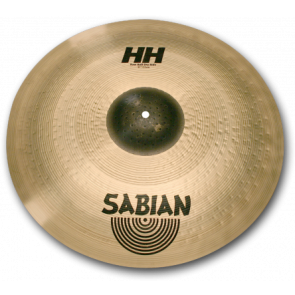 """Sabian Hand Hammered 21"""" Raw-Bell Dry Ride"""
