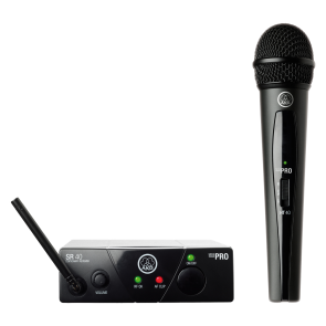 AKG WMS40 Mini Vocal Set Band-ISM1