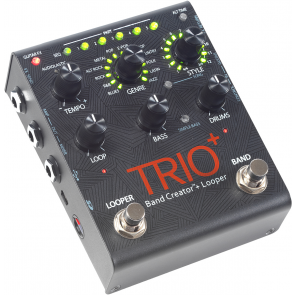 DigiTech TRIO+ bend kreator i looper pedala