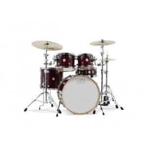 DW Design shell pack 22 Cherry Stain