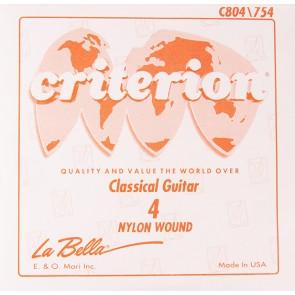 La Bella četvrta žica za klasičnu gitaru