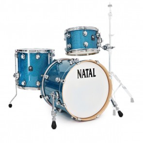 Natal Traditional Jazz Shell Pack Sea Sparkle