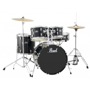 Pearl Roadshow RS525SC/C31 Jet Black komplet bubnjeva s činelama