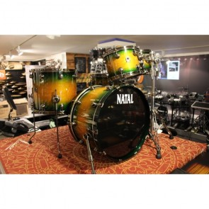 NATAL UF22 HIGH GLOSS GREEN TO BROWNWITH SHELE PACK