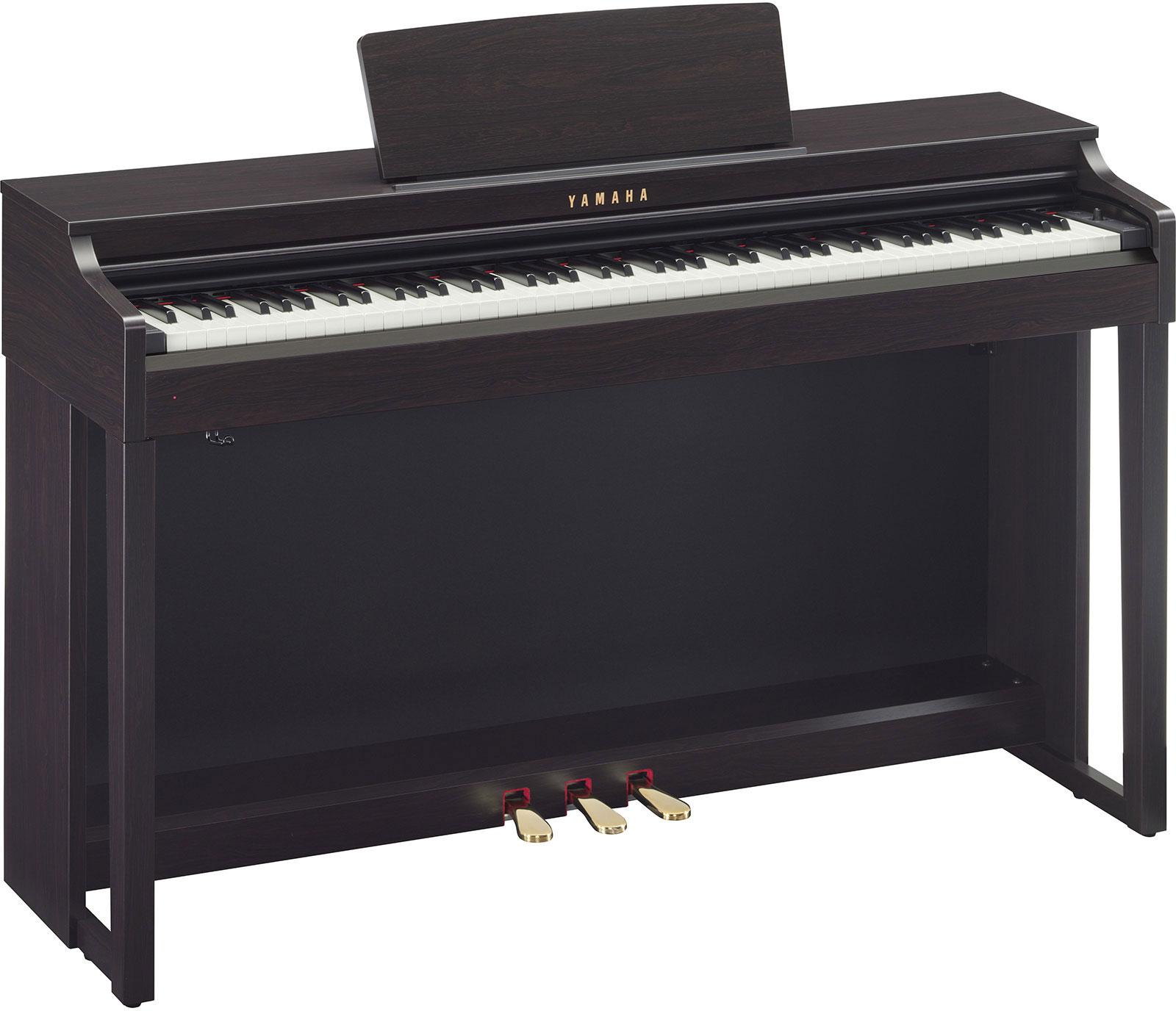 Yamaha CLP-525R Rosewood digitalni klavir