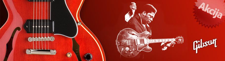 Mjesec Gibson ES modela