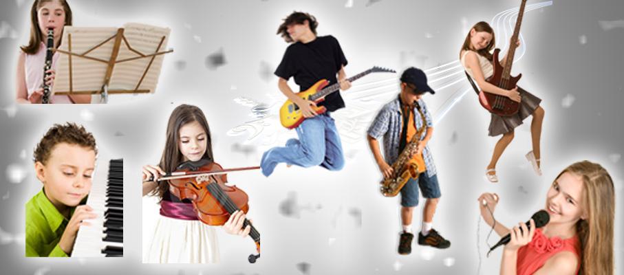 Instrumenti za glazbene škole