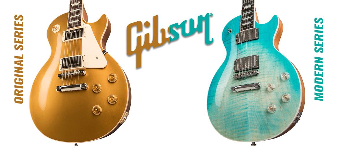 Gibson Modern & Original series