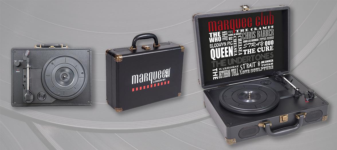 Marquee Club Portable Record Player prijenosni gramofon