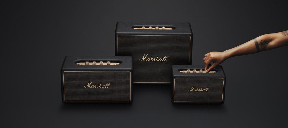 Marshall prijenosni zvučnici