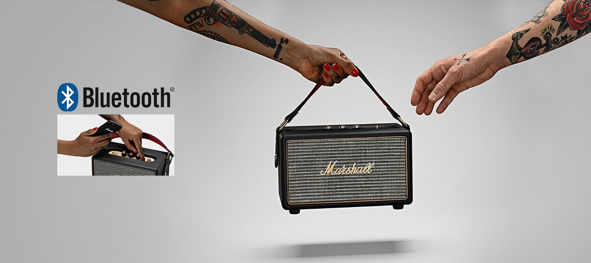 Marshall Kilburn bluetooth prenosivi zvučnik