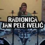 "Bubnjarska radionica Jan ""Pele"" Ivelić"