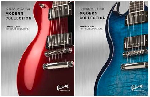 Gibson Modern kolekcija